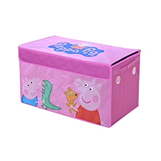 """Peppa Pig Collapsible Storage Trunk, 16 x 14 x 30"""""""