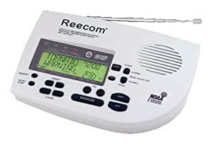 Reecom R-1650 Monitors for Severe-weather/hazard Alerts