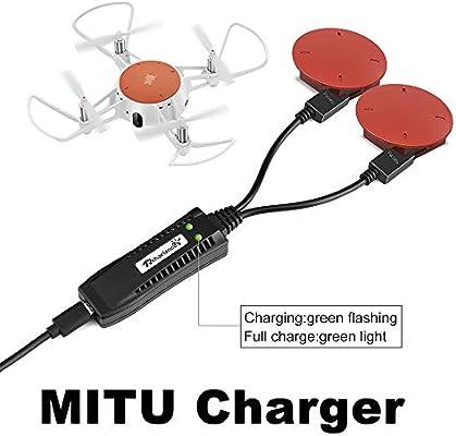 Amazon.com: Cargador de batería para cámara Xiaomi MITU ...