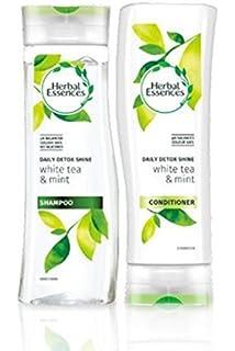 Herbal Essences Daily Detox Volumen Champú 400 ml, Naranja Y ...
