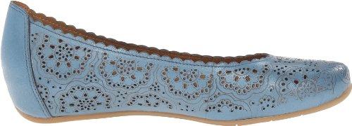 Earthies Kvinners Ny Kjeks Bindi Pacific Blue