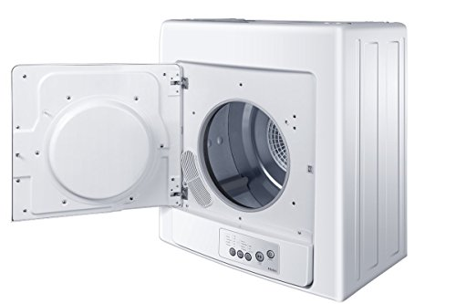 Haier HLP141E 2.6 cu. ft. Compact Electric Vented Dryer