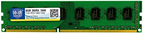 BHL AYSMG X041 DDR3 1600MHz Modulo di memoria RAM speciale AMD da 8 GB for PC desktop