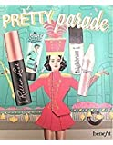 Benefit Cosmetics Pretty Parade Set in Gift Box: Roller Lash, The Porefessional, High Beam and Give Brow all Minis