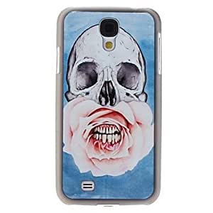 Skull Pattern Hard Case for Samsung Galaxy S4 I9500
