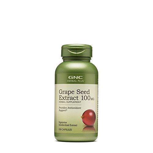 gnc grape 300mg - 4