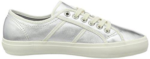 Donna Gant Basse Sneaker silver Zoe Argento Aw06qZwax