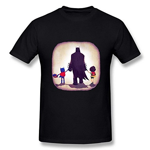 AICH Super Fathers Black Shirt product image