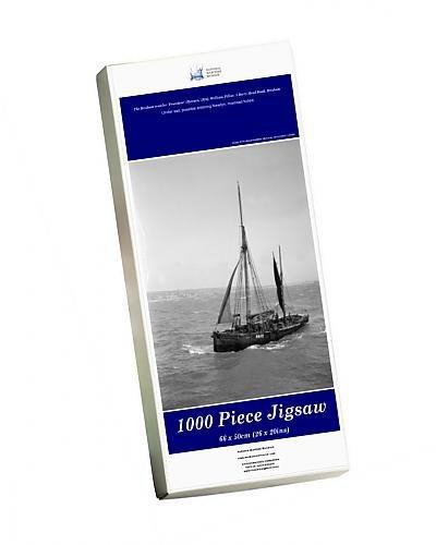 Media Media Media Storehouse 1000 Piece Puzzle of The Brixham trawler Provident (Britain, 1924), William Pillar, 5 (3689845) 4ae9b2