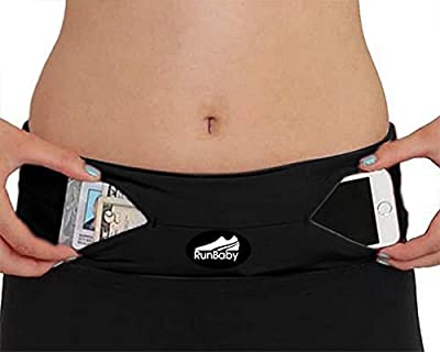 Running Belt: by Run Baby Sport with Solid Fastening Buckle