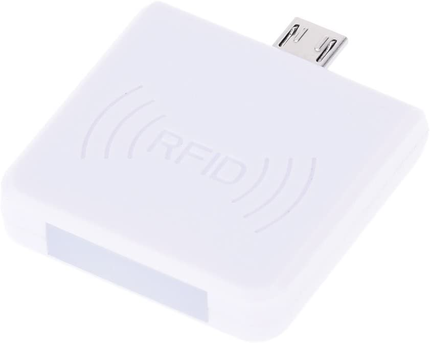 AppleLand Portable RFID 125KHz Proximity Smart EM Card USB ID Reader Win8//Android//OTG Supported R65D