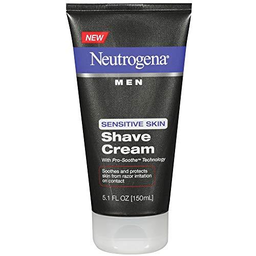 Neutrogena Men's Shaving Cream For Sensitive Skin,