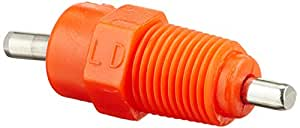 BAFX Products® - Poultry Chicken nipple - Waterer - Drinker nipple for chickens - water fowl - ducks - just hatching to full grown (pack of 5)