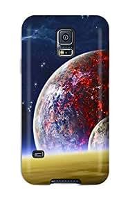 Cute Tpu ZippyDoritEduard Planets Case Cover For Galaxy S5