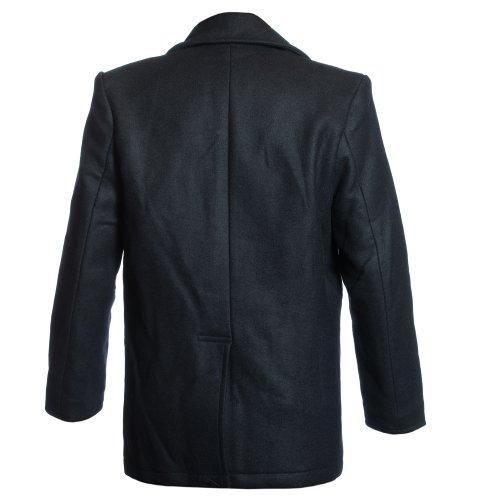 MFH uS pea coat bleu, bleu, XS
