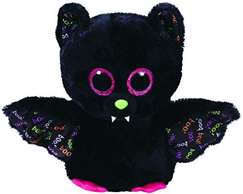 TY Beanie BOOS Plush - Dart the Bat, Medium]()