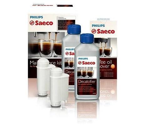 PHILIPS/SAECO Kit de limpieza para cafetera expresso CA6706 ...
