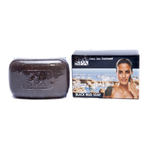 Dead Sea Minerals Black Soap