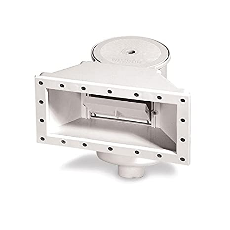 c18b869cec3 Image Unavailable. Image not available for. Color  Wide Mouth Through-Wall  Replacement Above Ground Pool Skimmer