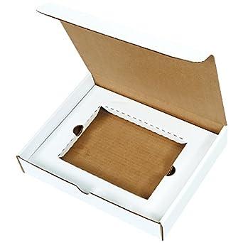 Amazon.com: Cajas rápido bfdlm1182 DVD de cartón corrugado ...