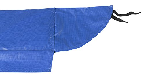 Upper Bounce Super Trampoline Replacement Safety Pad (Spring Cover) for 8' x 14' Rectangular Frames, Blue by Upper Bounce (Image #2)