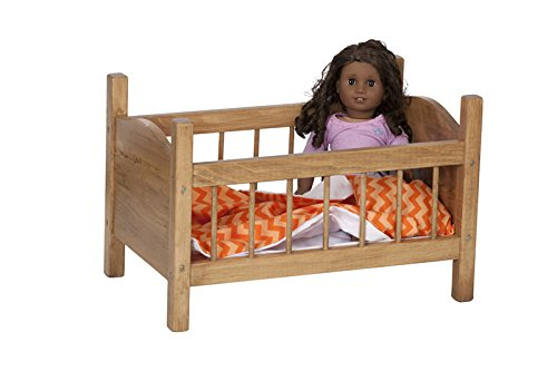 Amish Buggy Toys Rebekah's Collection Doll Crib for 12