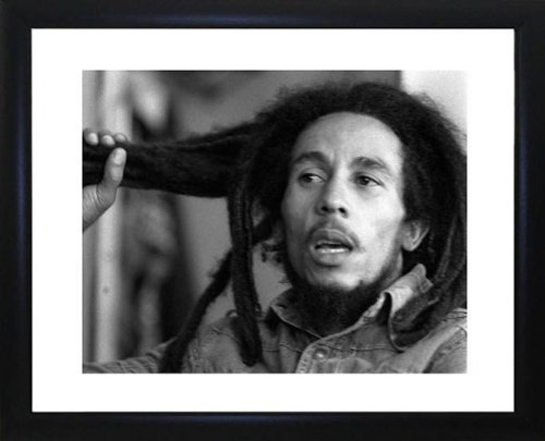 Bob Marley Framed Photo