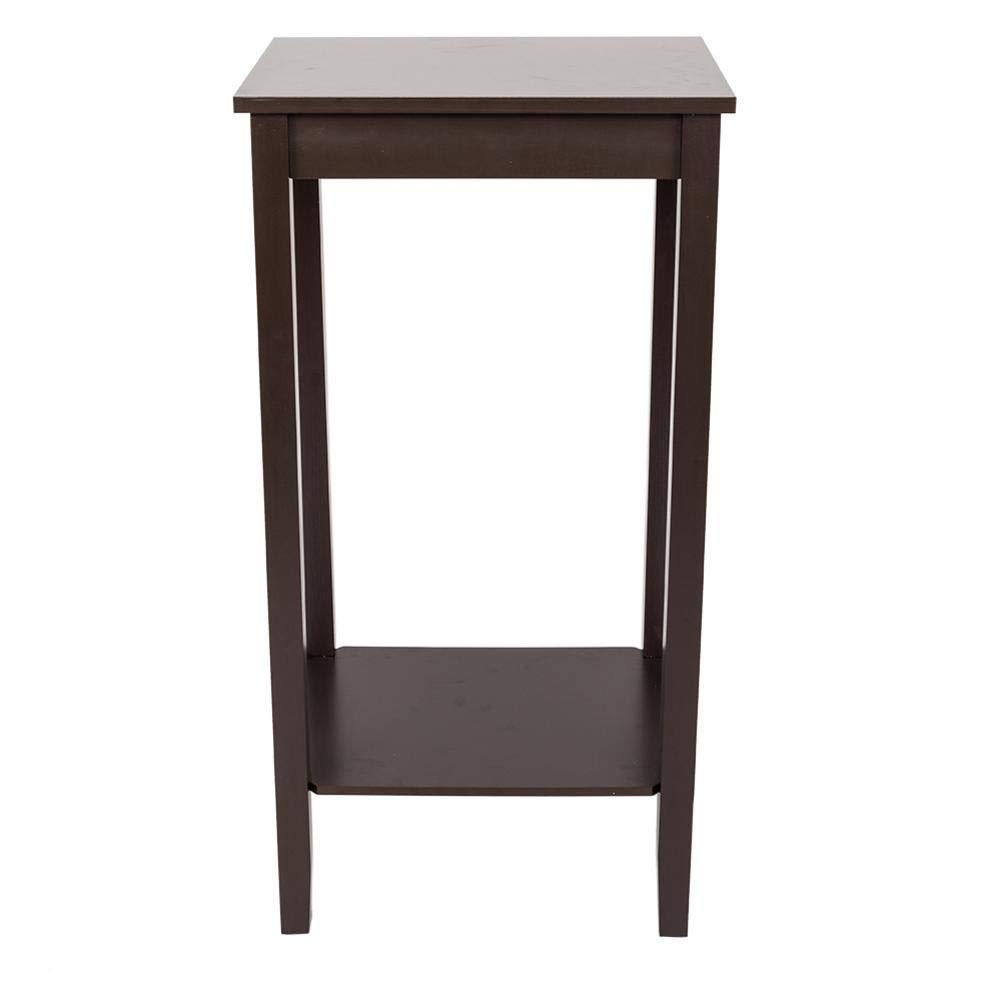 Amazoncom Simple Retro Coffee Side Tabletall End Table Modern