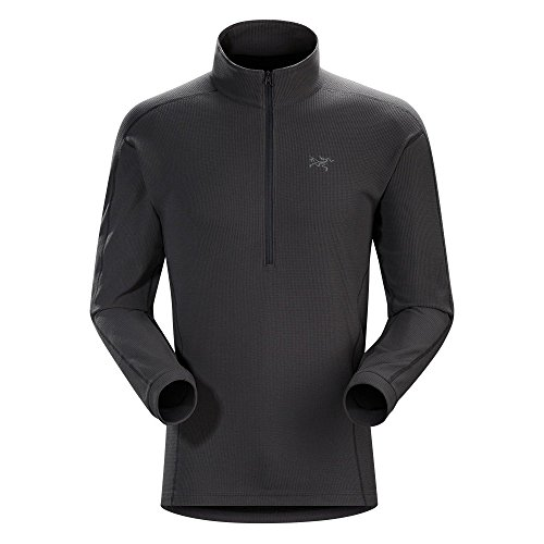 Arc'teryx Delta LT Zip Neck - Men's Pilot Medium