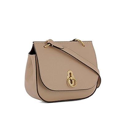 8d1670b7319c new Mulberry Women s RL5266205J633 Pink Leather Shoulder Bag ...