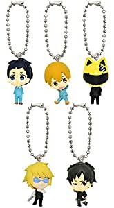 Gashapon Durarara!! x2 Swing x1 Set