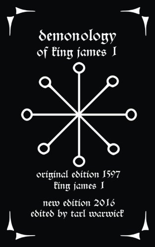 Demonology: Of King James I