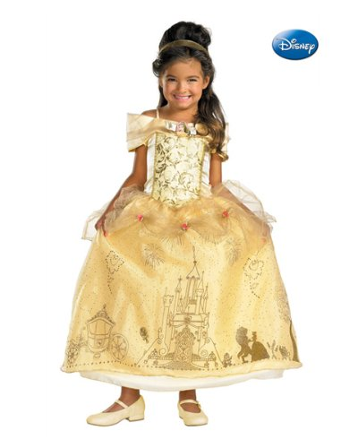 [Storybook Belle Prestige Costume - Small] (A Belle Costume)