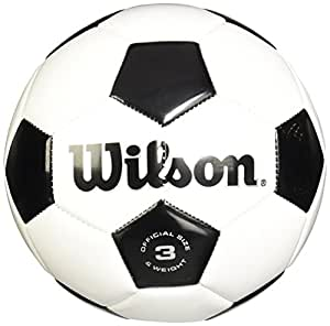 Wilson Traditional Soccer Ball 2 Pack(Size 3)
