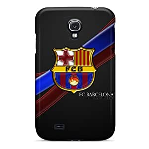 New Fashionable Williamwtow EWrSSug3154FlnPh Cover Case Specially Made For Galaxy S4(fc Barcelona)