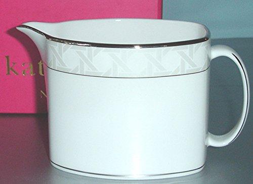 Kate Spade New York Carling Way Creamer by Lenox 12 oz. New In Box (Creamer Kate Spade Bone China)