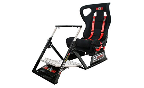 Next Level Racing GTultimate V2 Simulator Cockpit – PC