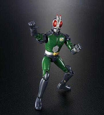 Souchaku Henshin Masked Rider Black RX