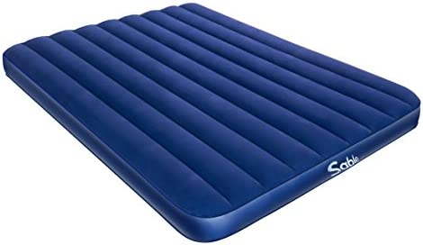 Sable Camping Air Mattress Queen Size Inflatable Air Bed