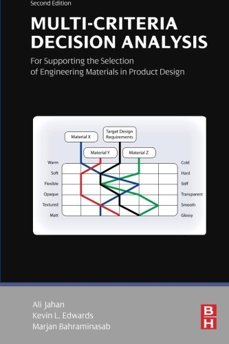Multi-criteria Decision Analysis for Supporting the Selection of Engineering Materials in Product Design, Second Edition