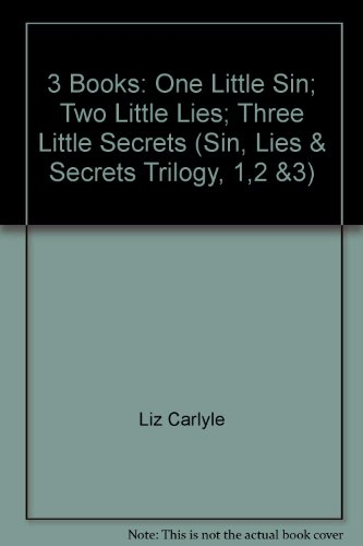 TWO LITTLE LIES LIZ CARLYLE PDF