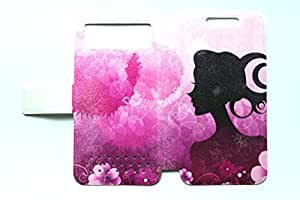 Universal Phone Cover Case for Iberry Auxus Linea L1 Case Women