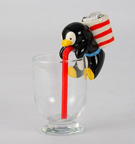 Chuppon Penguin Wild Strawberry