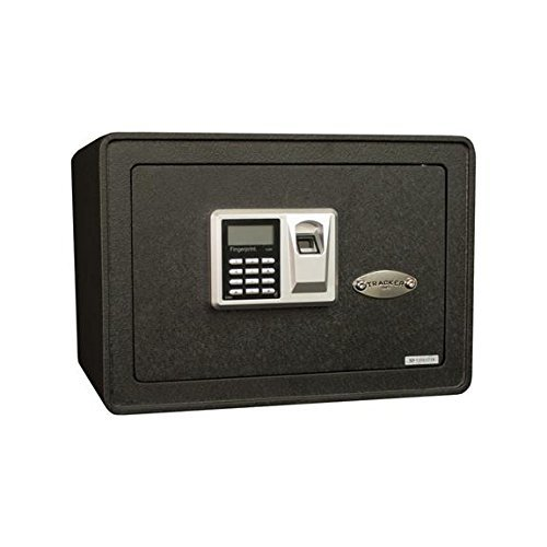 Tracker Safe S10-B2 Non-Fire Insulated Biometric Security Safe