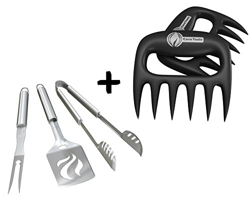 Grill Tools Pulled Shredder Claws