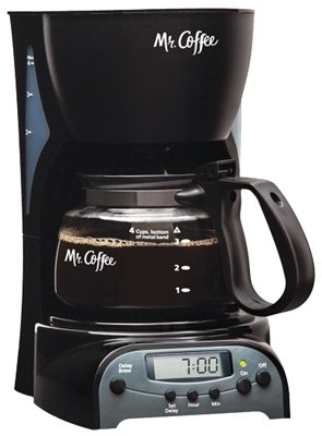 Mr. Coffee Programmable Coffeemakers by Mr. Coffee