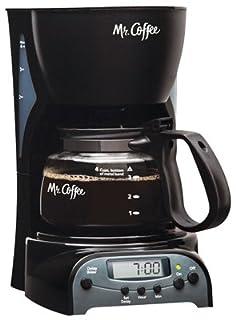 Mr. Coffee Programmable Coffeemakers (B001KBZ9E0)   Amazon price tracker / tracking, Amazon price history charts, Amazon price watches, Amazon price drop alerts