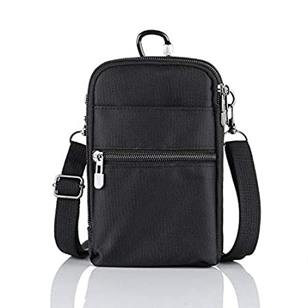 Multifunction Man Women Oxford Waterproof Nylon Mini Men Messenger Bag Casual Waist Pack Cross Body Bag AjaxStore