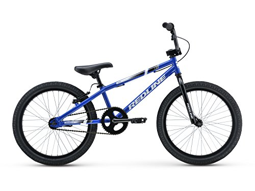 Redline Raid FW 20 Kid's BMX Bike, Blue