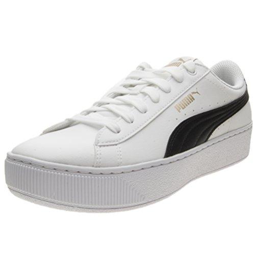 Puma Vikky Platform SL Damen Glattleder Sneaker High